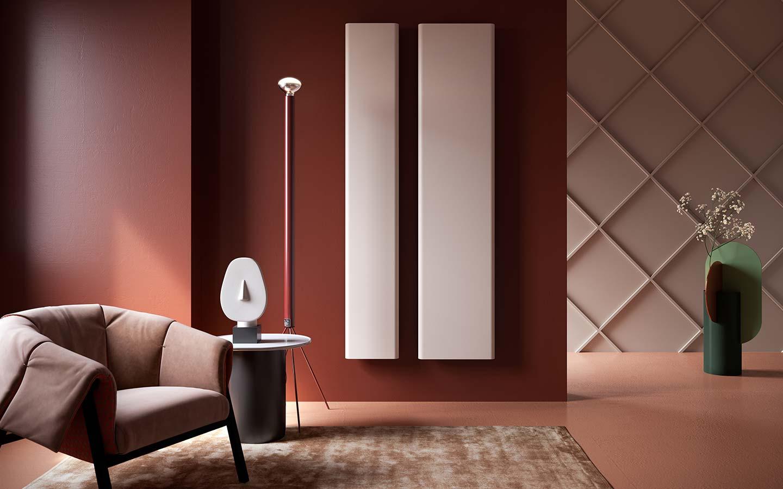 radiatori a piastra di design
