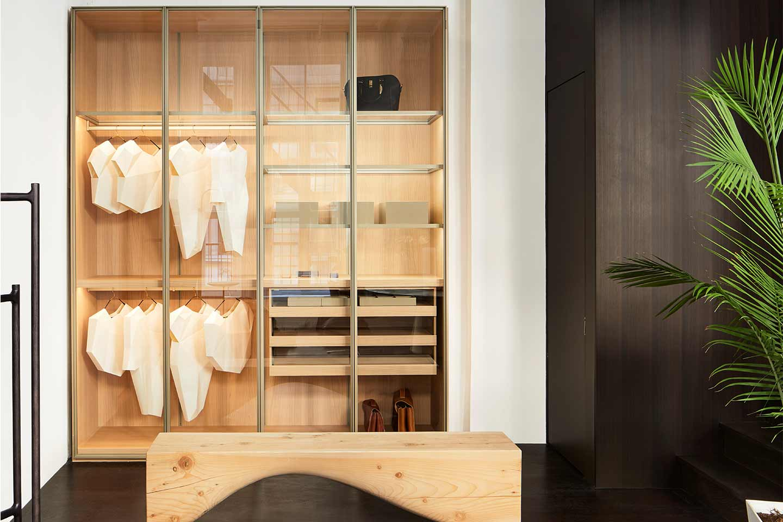 showroom Porro a New York
