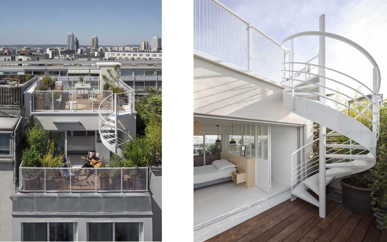 Ajile Architects Bergeyre House