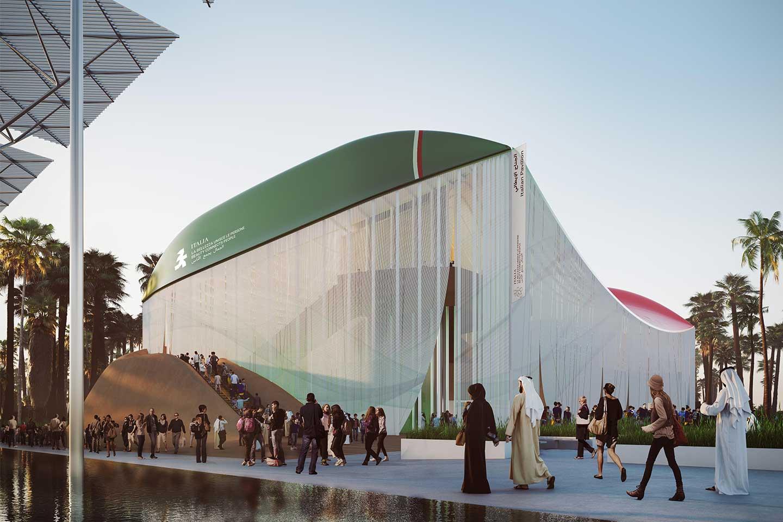 Padiglione Italia Expo Dubai