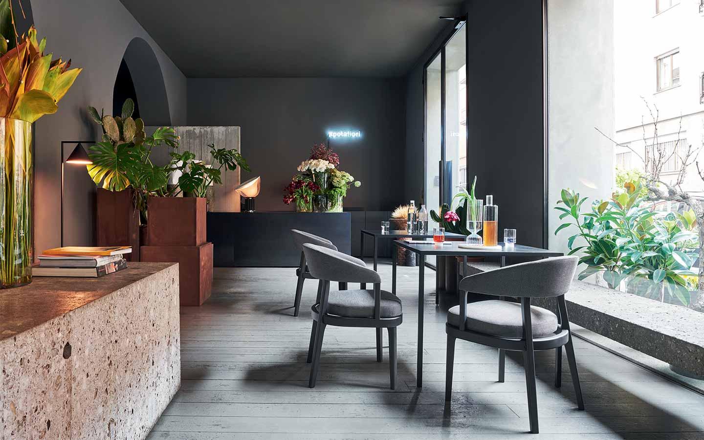 Sedie E Poltroncine Dining Per Locali Dalla Forte Identita Dettagli Home Decor