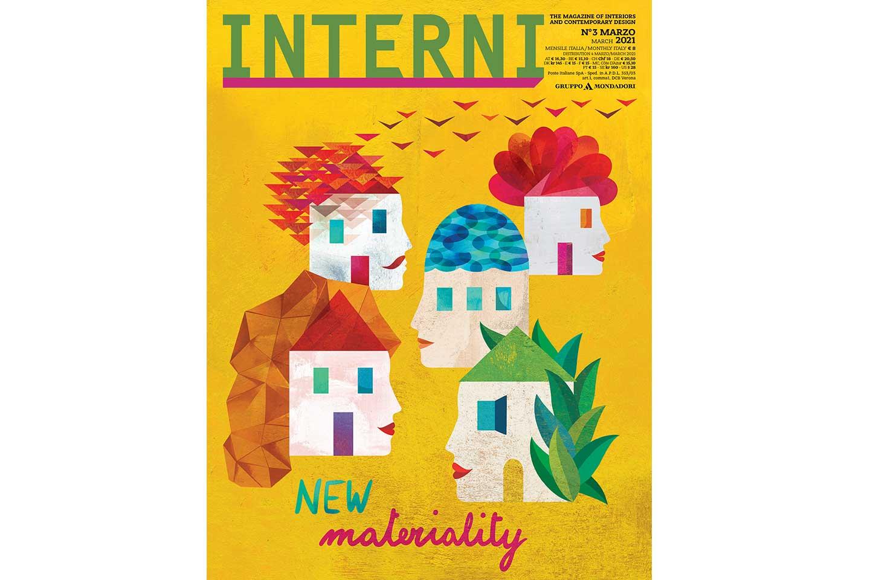 cover INTERNI magazine Marzo 2021