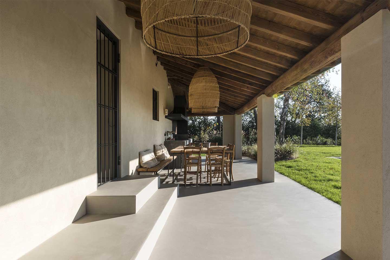 HDSurface pavimento Villa Cavriana