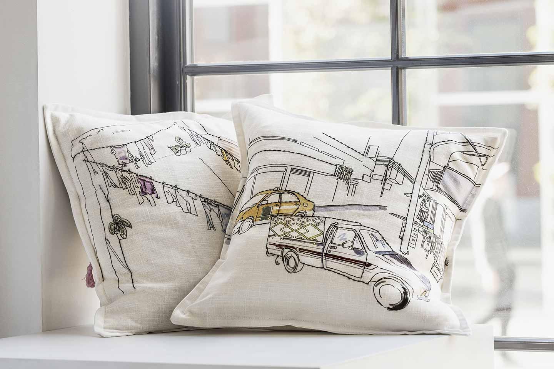IKEA cuscini collezione Lokalt