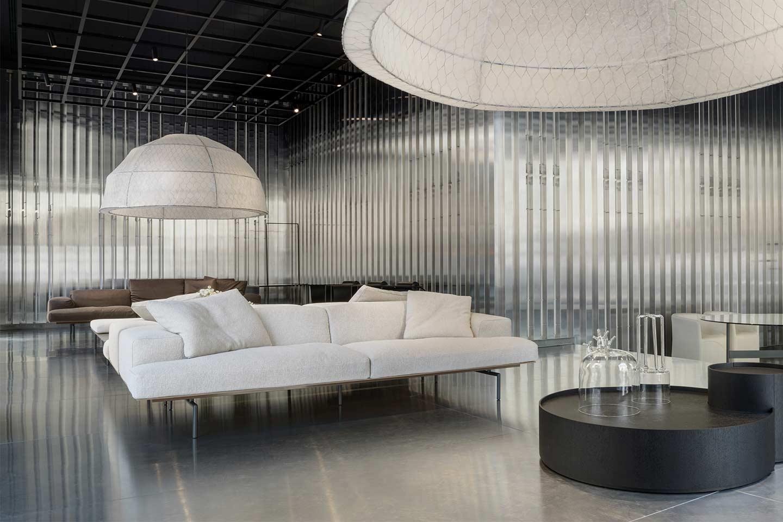 Living Divani Gallery Milano