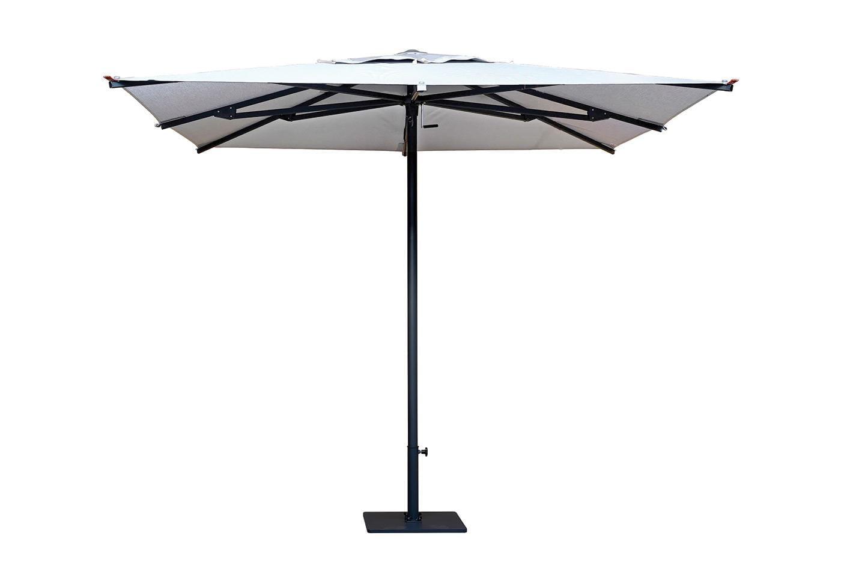 ombrellone da giardino a palo centrale