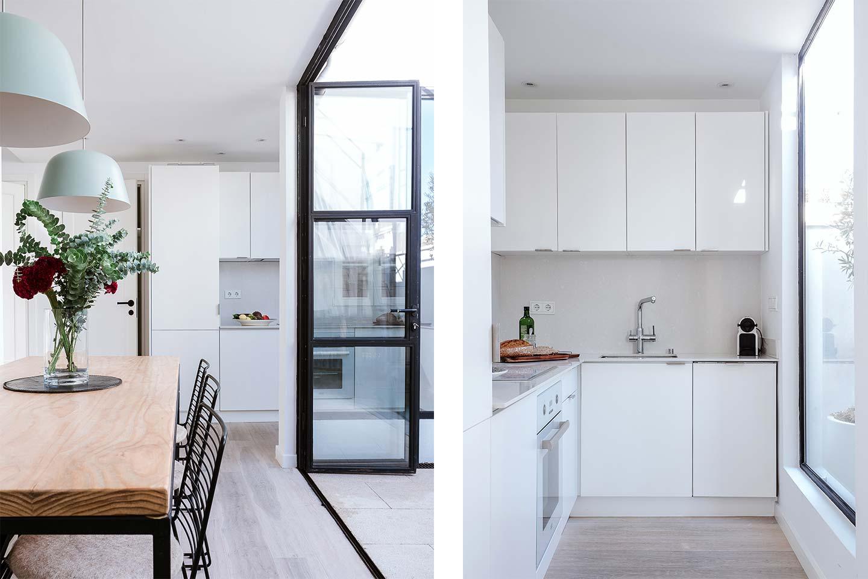 appartamento stile scandinavo