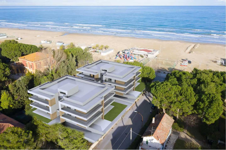 complesso residenziale a Giulianova Lido