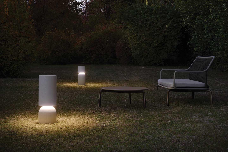 lampade outdoor Nui di Luceplan