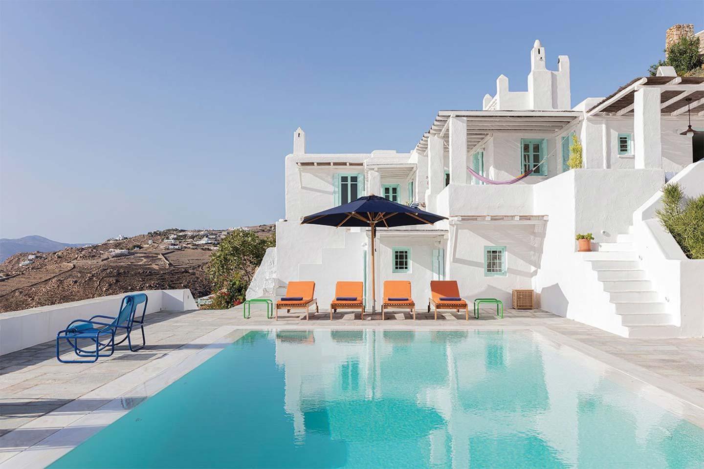 casa vacanze a Mykonos Villa Papyrella