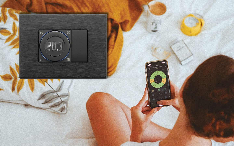 termostato connesso