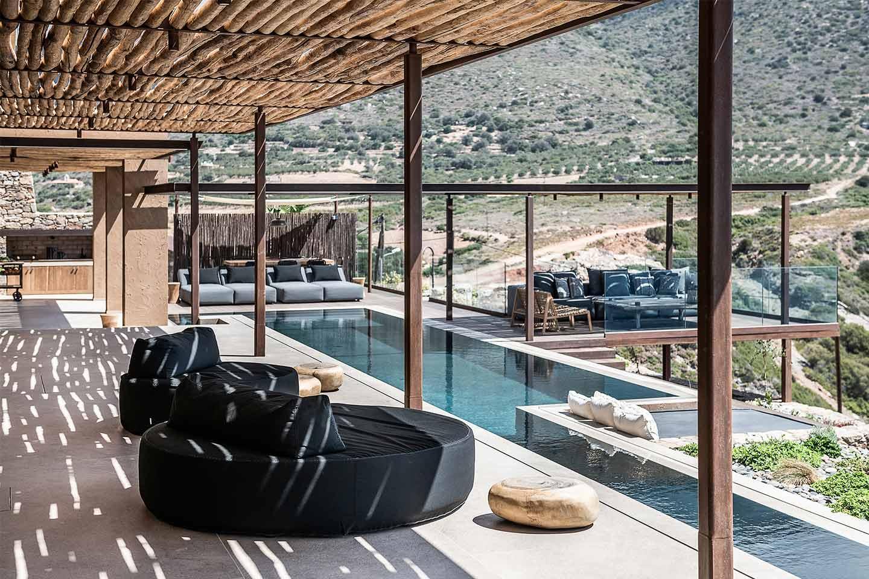 casa vacanza Villa San Matteo a Creta
