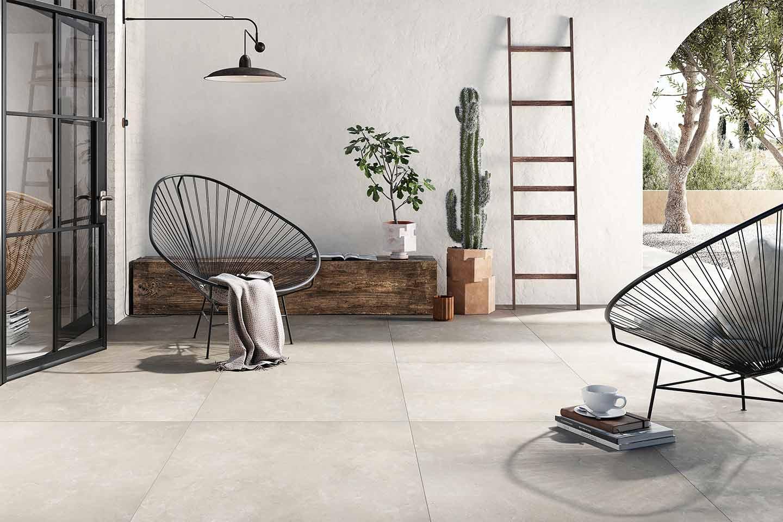 pavimento e rivestimento gres effetto pietra