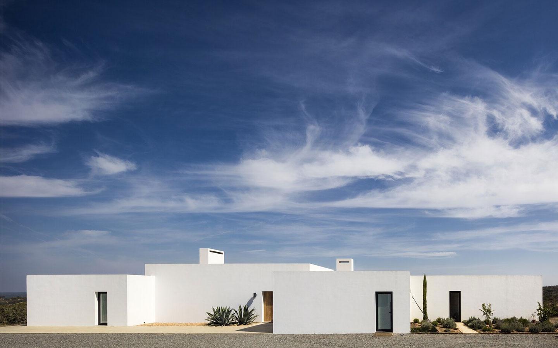 Grândola House di ColectivArquitectura