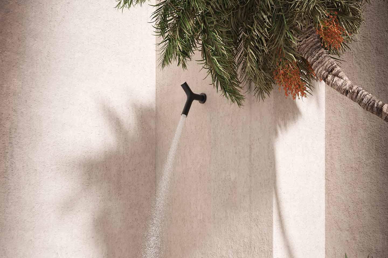 soffione doccia esterno