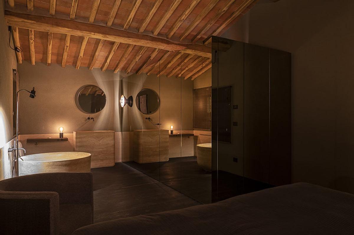lussuosa casa vacanze nel Chianti