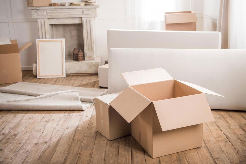 scatole di cartoni