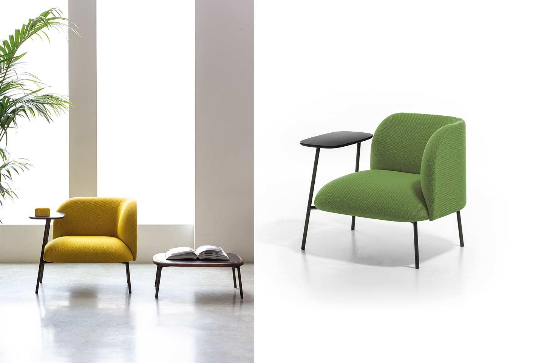 Bross nuova collezione di sedute SIT