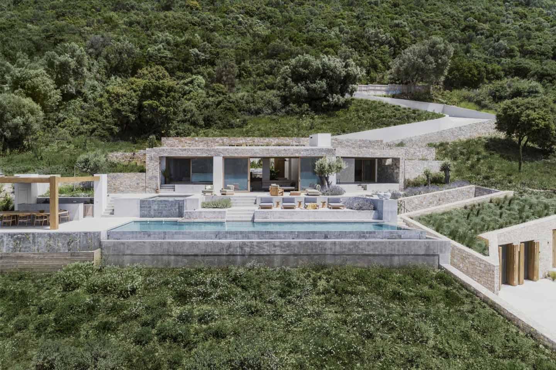 Villa Apollon a Lefkada
