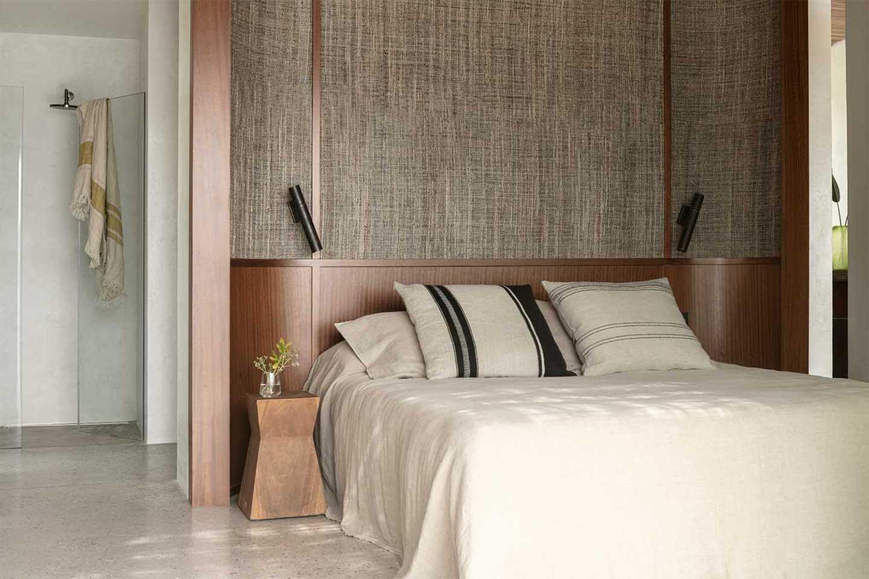 master suite Villa Apollon a Lefkada