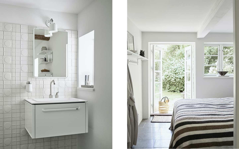 camera e bagno Vipp Farmahouse