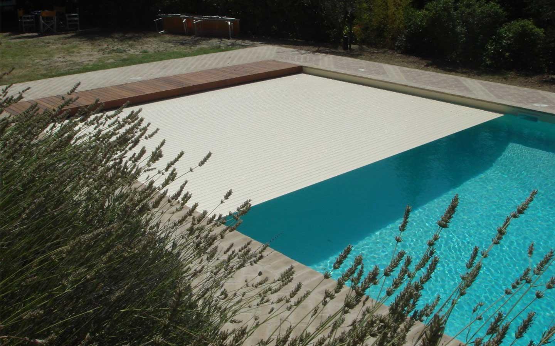 copertura protezione piscina