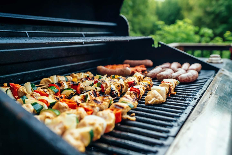 grigliata con barbecue