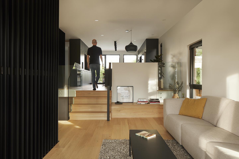 interno progetto Renovation C+G firmato DESK architects
