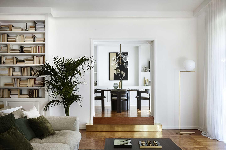 restyling appartamento firmato Dainelli Studio