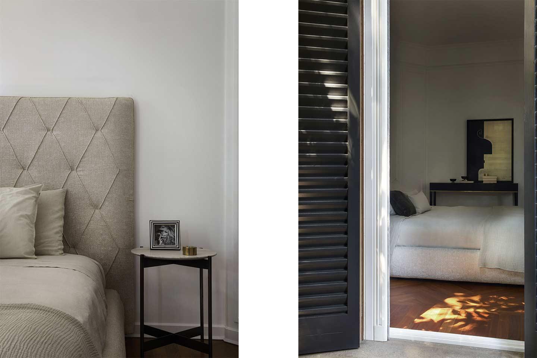 camera progetto Tamborini di dainelli Studio