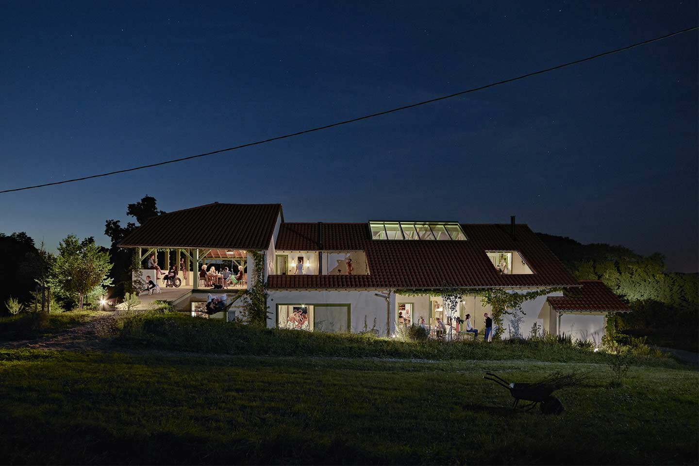 Hourré House by Collectif encore