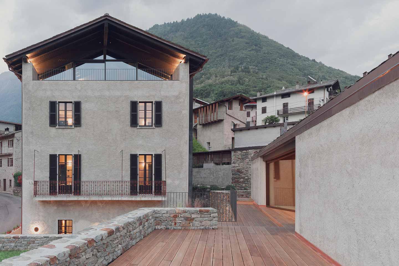 Olmo agriturismo in Valtellina