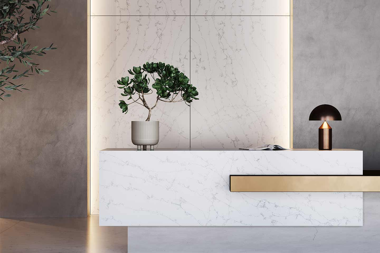 rivestimento effetto marmo