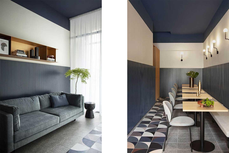 Dainelli Studio progetto Aria Hub
