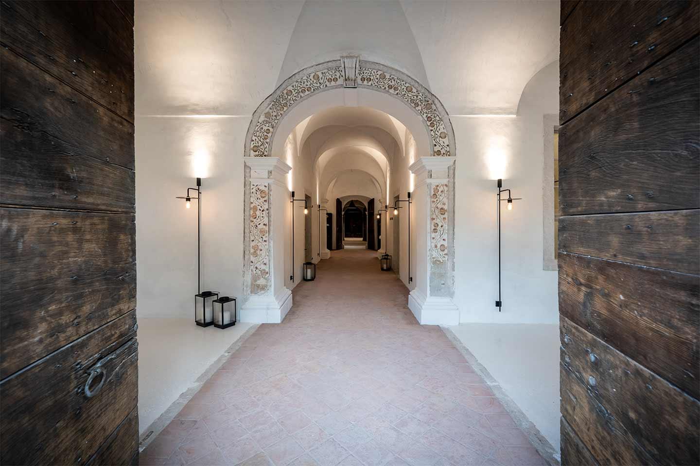 ingresso Monastero Arx Vivendi